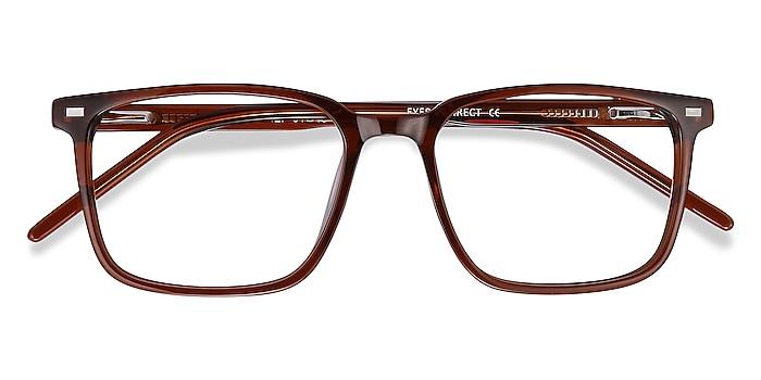 Brown Chief -  Acetate Eyeglasses