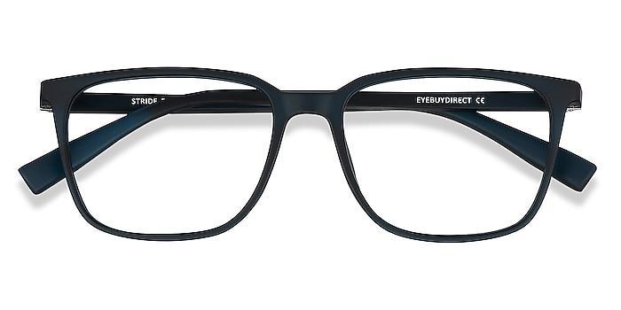 Navy Stride -  Lightweight Plastic Eyeglasses