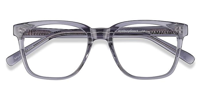 Gray Jamie -  Fashion Acetate Eyeglasses