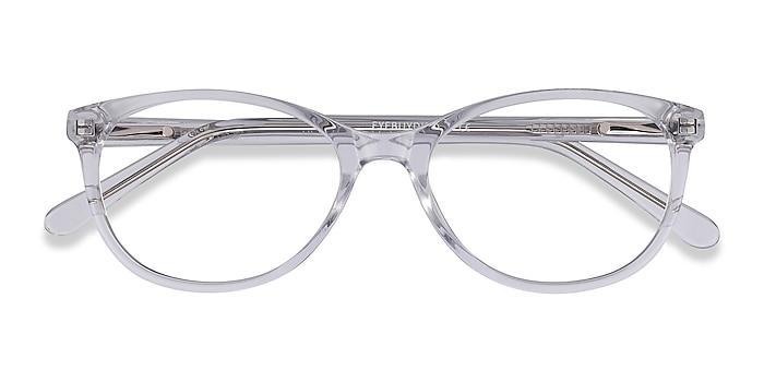 Clear Depth -  Fashion Acetate Eyeglasses