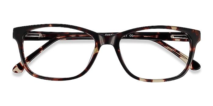 Tortoise Ayla -  Acetate Eyeglasses