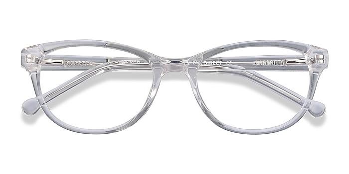 Clear Thinker -  Acetate Eyeglasses
