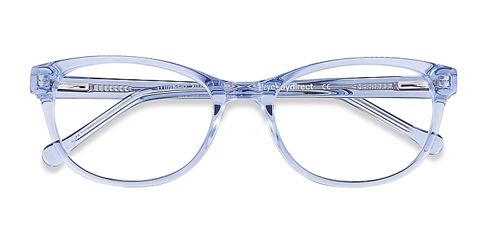 Clear Blue Thinker -  Acétate Lunettes de vue