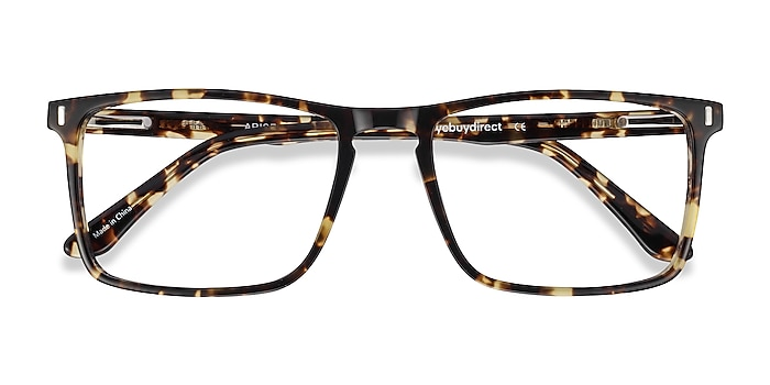 Tortoise Arise -  Acetate Eyeglasses