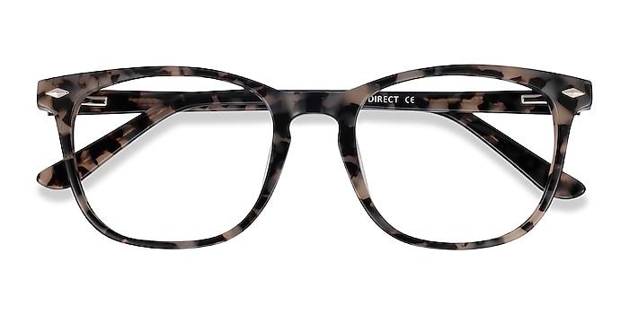 Gray Tortoise Honor -  Acetate Eyeglasses