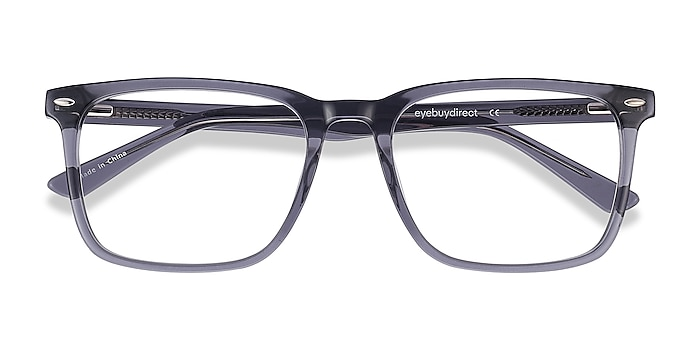 Gray Tactician -  Acetate Eyeglasses