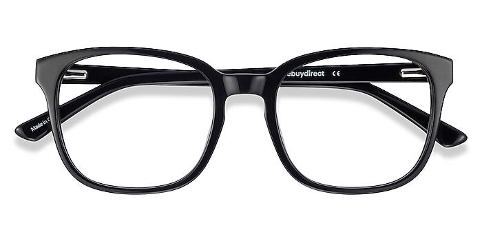 Black Tower -  Geek Acetate Eyeglasses