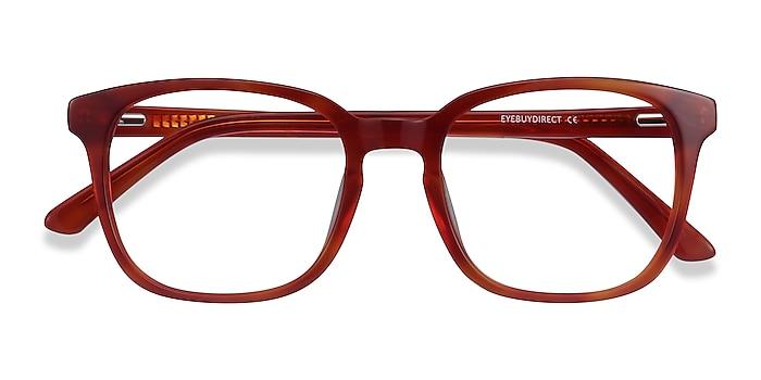 Blood Orange Tower -  Geek Acetate Eyeglasses