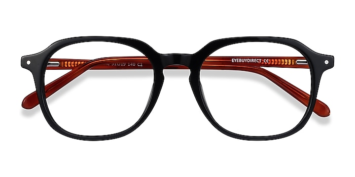 Black Atlantic -  Fashion Acetate Eyeglasses