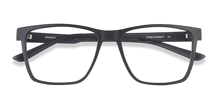 Gris Spencer -  Geek Plastique Lunettes de vue