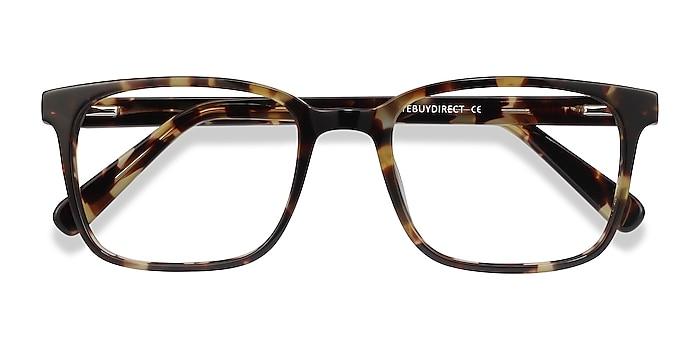 Tortoise Charlie -  Fashion Acetate Eyeglasses