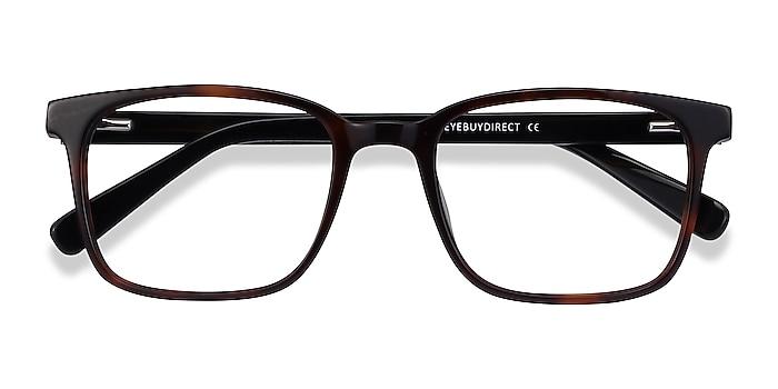 Brown Tortoise Charlie -  Acetate Eyeglasses