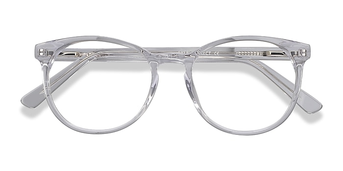 Clear Dulce -  Acetate Eyeglasses