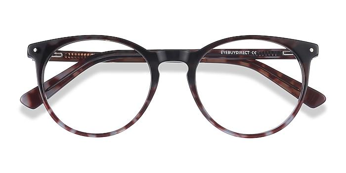 Tortoise Fleury -  Acetate Eyeglasses