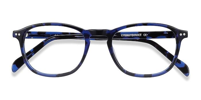 Blue Tortoise Socorro -  Acetate Eyeglasses