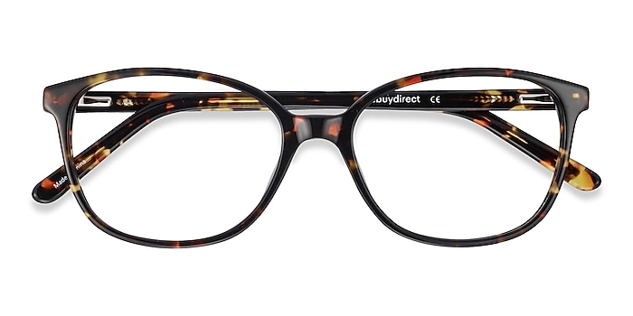 Tortoise Thelma -  Classic Acetate Eyeglasses
