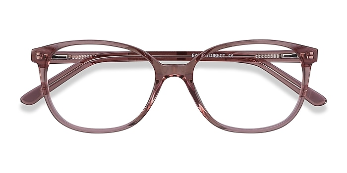 Pink Thelma -  Classic Acetate Eyeglasses