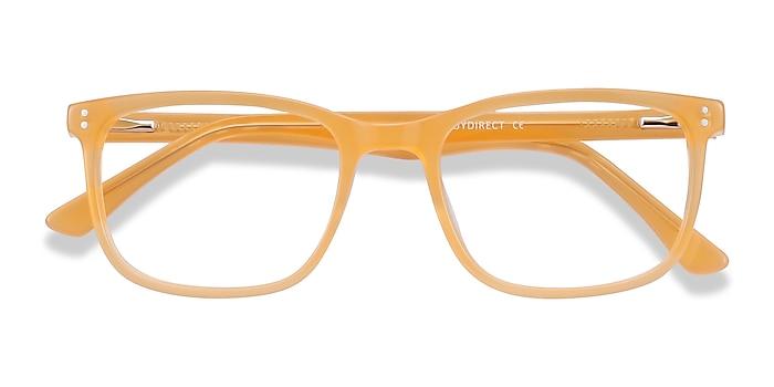 Light Orange Lugano -  Fashion Acetate Eyeglasses