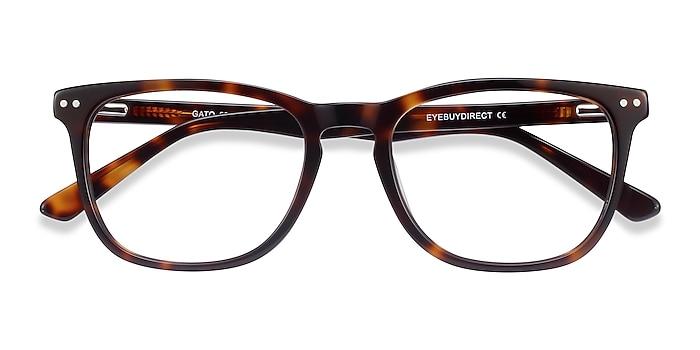 Tortoise Gato -  Acetate Eyeglasses