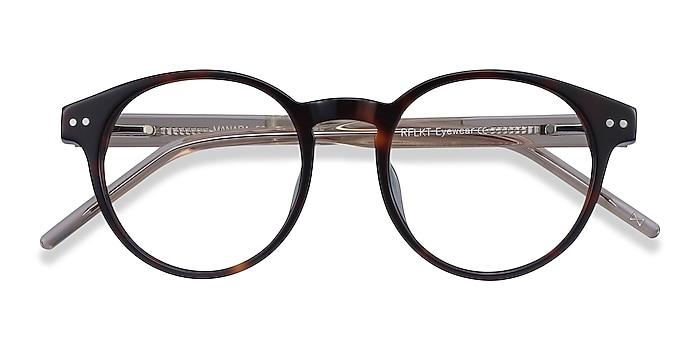 Tortoise Manara -  Vintage Acetate Eyeglasses