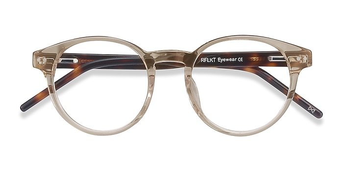 Champagne Manara -  Fashion Acetate Eyeglasses