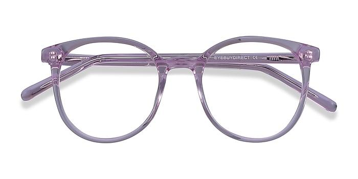 Purple Noun -  Fashion Acetate Eyeglasses