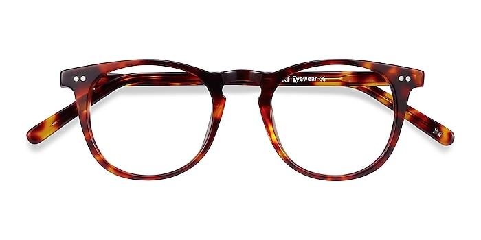 Warm Tortoise Ona -  Fashion Acetate Eyeglasses