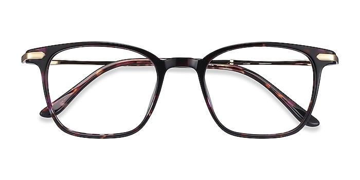 Floral Cinema -  Lightweight Acetate Eyeglasses