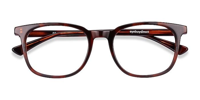 Brown Tortoise Seasons -  Acetate Eyeglasses