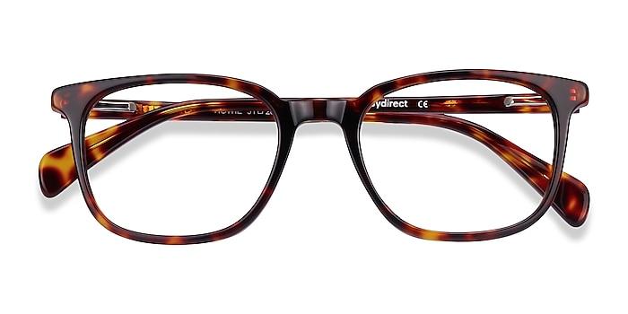 Tortoise Howie -  Acetate Eyeglasses