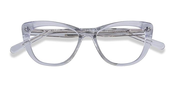 Clear Little Charlotte -  Acetate Eyeglasses