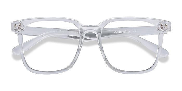 Transparent Piano -  Geek Plastique Lunettes de vue