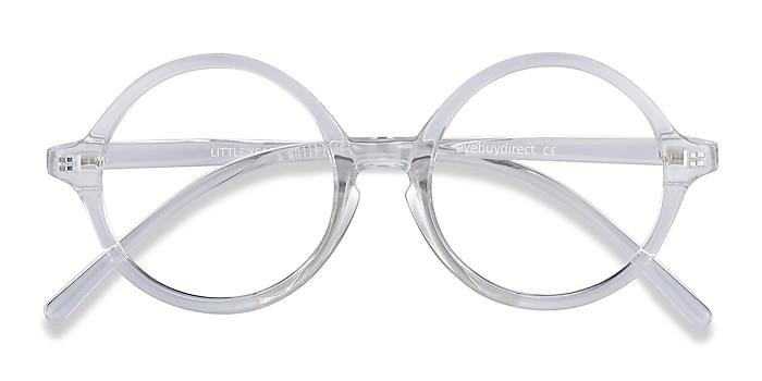 Clear Little Years -  Lightweight Plastic Eyeglasses