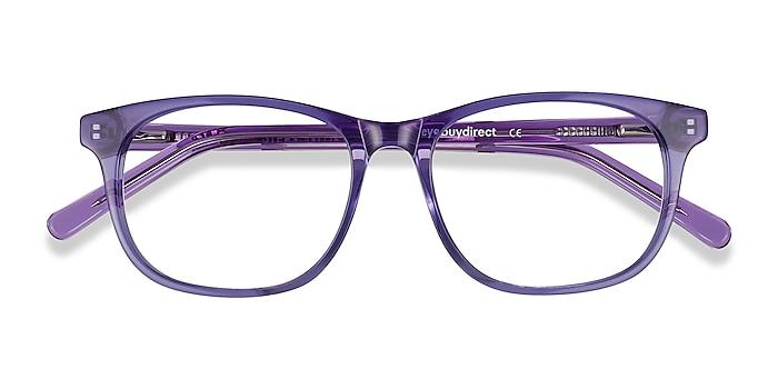 Purple Steps -  Acetate Eyeglasses