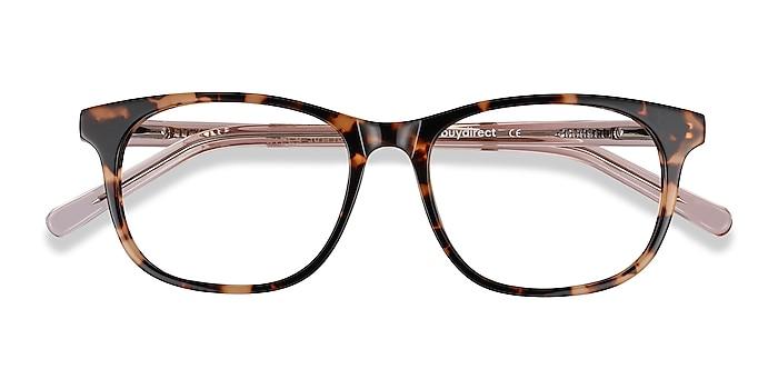 Tortoise Steps -  Acetate Eyeglasses