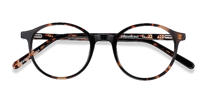 Tortoise Excel -  Acetate Eyeglasses