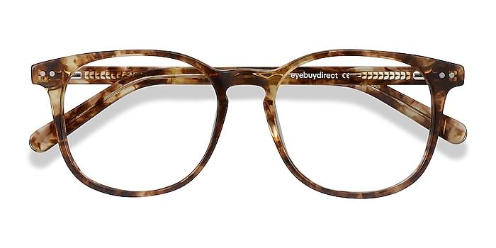 Tortoise Ander -  Geek Acetate Eyeglasses
