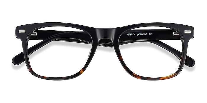 Black Tortoise Caster -  Geek Acétate Lunettes de vue