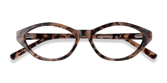Tortoise Passion -  Vintage Acetate Eyeglasses