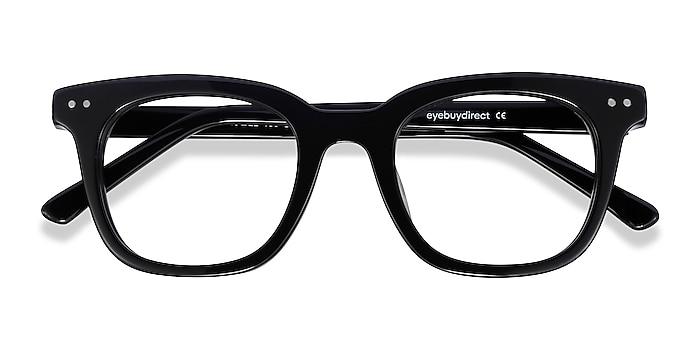 Black Romy -  Geek Acetate Eyeglasses