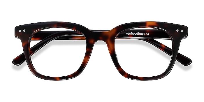Tortoise Romy -  Geek Acetate Eyeglasses