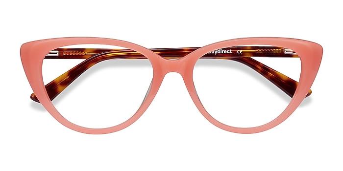 Coral & Tortoise Anastasia -  Fashion Acetate Eyeglasses
