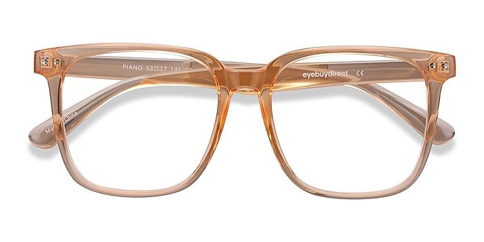 Melon Piano -  Geek Plastic Eyeglasses
