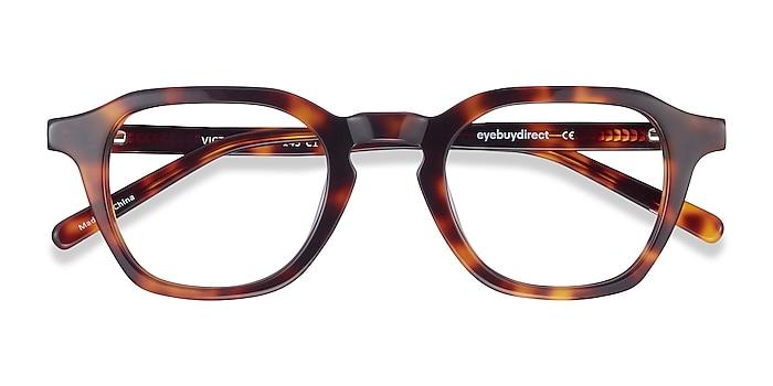 Tortoise Victor -  Vintage Acetate Eyeglasses