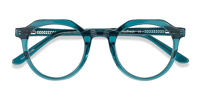 Teal Mikoto -  Colorful Acetate Eyeglasses
