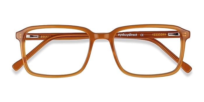 Mellow Yellow Rafferty -  Vintage Acetate Eyeglasses