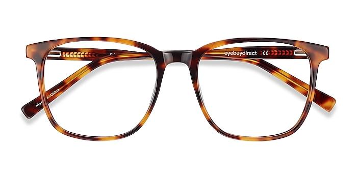 Tortoise Finn -  Geek Acetate Eyeglasses