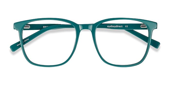 Teal Finn -  Geek Acetate Eyeglasses