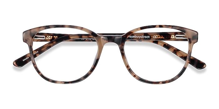 Ivory Tortoise Gable -  Acetate Eyeglasses