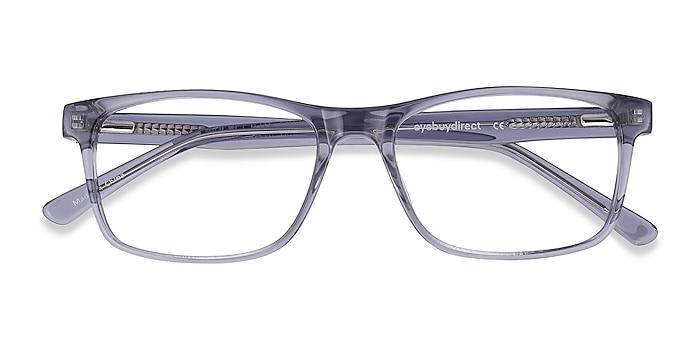 Gray Pochi -  Acetate Eyeglasses